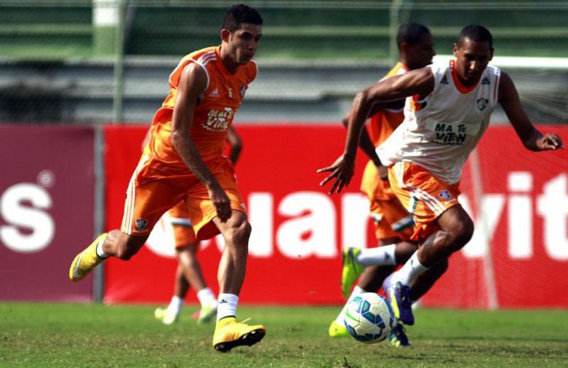 Após empate com o Corinthians no Brasileirão 2015, Flu deverá trabalhar forte