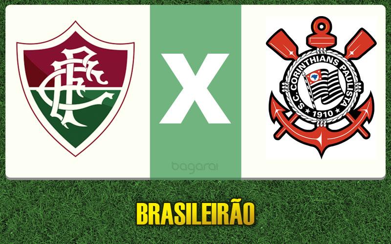 Na terceira rodada do Brasileirão 2015: Fluminense 0 x 0 Corinthians