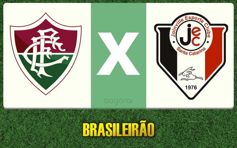 Fluminense vence Joinville pelo Brasileirão 2015, Resultado do jogo de Hoje