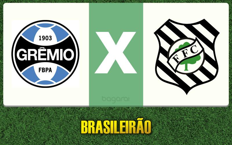 Grêmio ganhou do Figueirense pelo Brasileirão 2015
