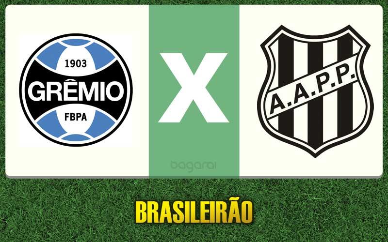 Brasileirão 2015: Grêmio e Ponte Preta empatam no 3 a 3, Resultado do jogo
