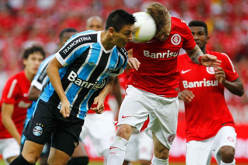 Grêmio foca na Copa do Brasil 2015
