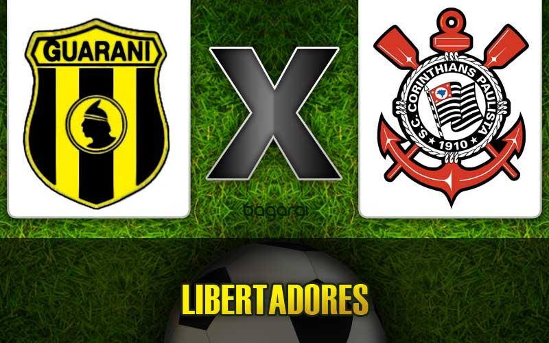 Resultado do jogo de hoje: Guaraní do Paraguai vence Corinthians pela Libertadores 2015