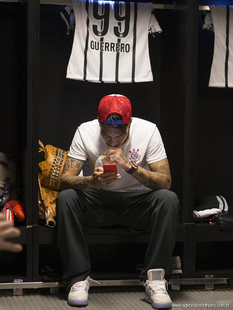 Paolo Guerrero (foto: © Daniel Augusto Jr/Agência Corinthians)