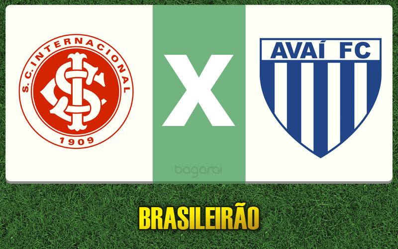 Por 1 a 0, Inter vence Avai pelo Brasileirão 2015 hoje