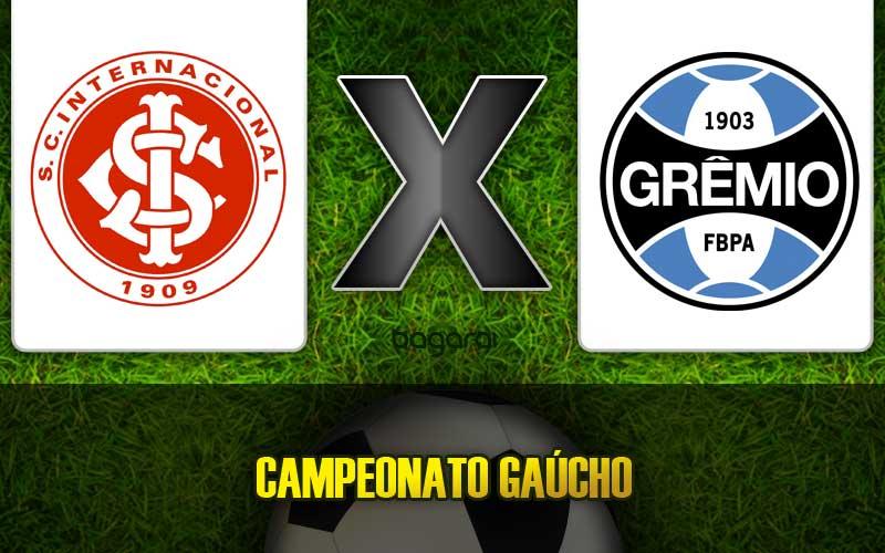Internacional é campeão do Campeonato Gaúcho 2015, resultado do jogo Grenal