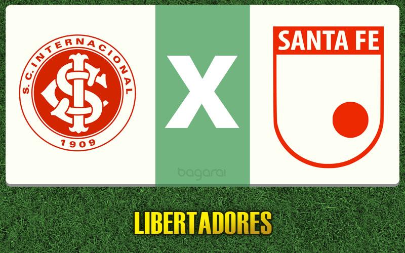 Internacional vence Santa Fé e segue na Libertadores 2015