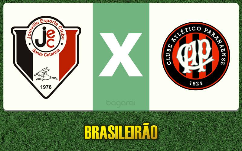 Resultado do jogo de hoje: Joinville e Atlético Paranaense pelo Brasileirão 2015