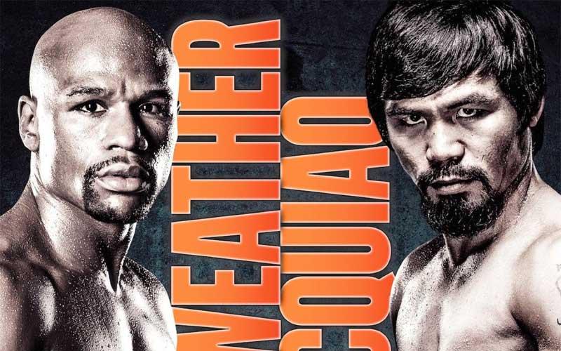 Luta Mayweather e Pacquiao, deverá ter revanche