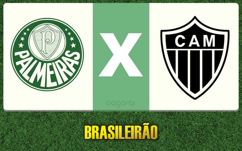 Resultado do jogo: Palmeiras e Atlético Mineiro empatam pelo Brasileirão 2015