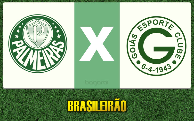 Resultado do jogo: Goiás vence Palmeiras Brasileirão 2015