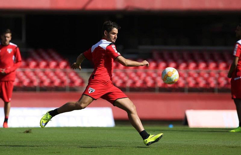 São Paulo FC: Alexandre Pato diz que está no momento mais importante da carreira