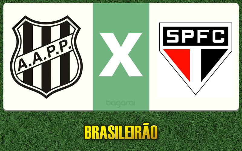 Ponte Preta ganha do São Paulo FC pelo Campeonato Brasileiro 2015