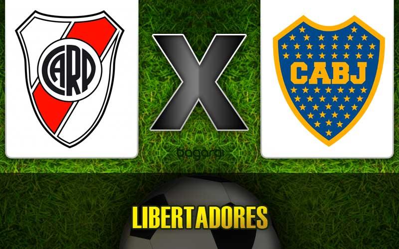 Com 1 gol: River Plate vence Boca Juniors pela Libertadores 2015