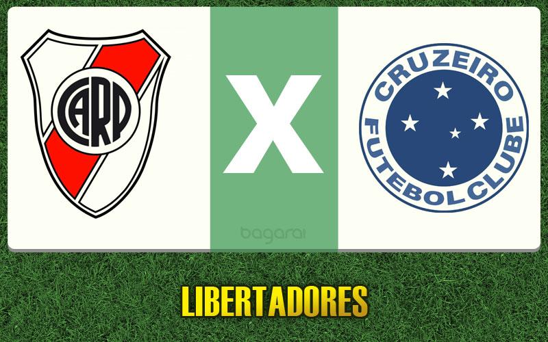 Resultado do jogo: Cruzeiro vence River Plate pela Libertadores 2015