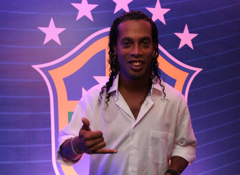 Ronaldinho Gaúcho (foto: MOWA PRESS)