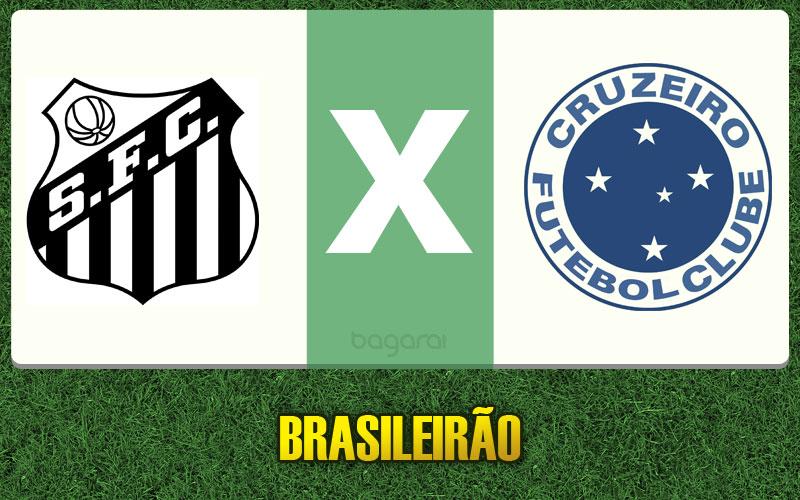 Brasileirão 2015: Santos ganha do Cruzeiro