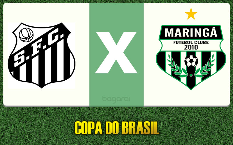 Santos FC vence Maringá, resultado do jogo deixa o Peixe na Copa do Brasil 2015