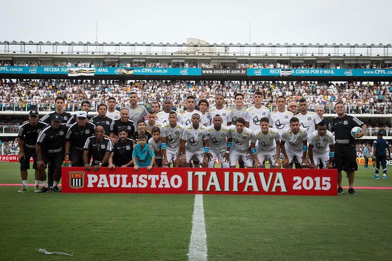 Santos FC comemora Paulistão 2015 com música gospel