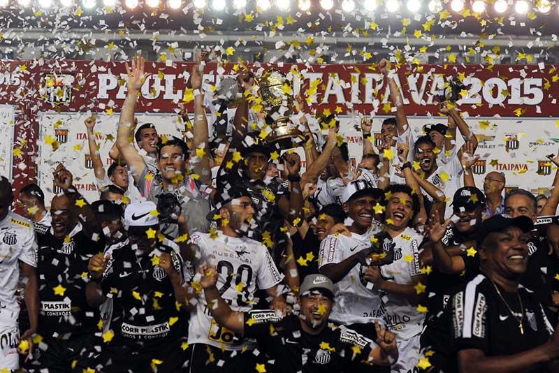 Santos Maior Time (Foto: Ivan Storti/Santos FC)