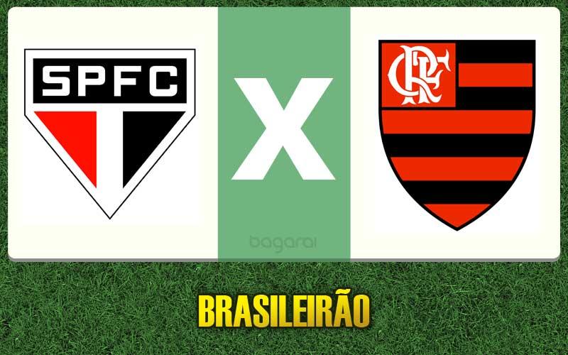 São Paulo FC vence Flamengo pelo Brasileirão 2015, Resultado do jogo