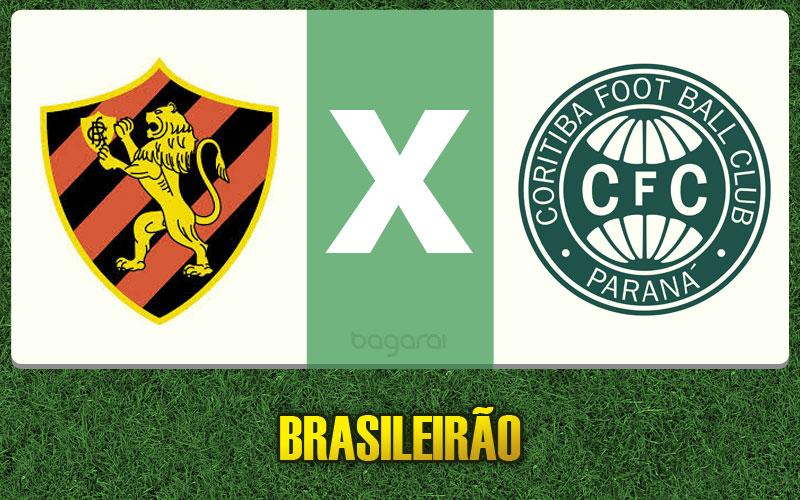 Brasileirão 2015: Sport 1 x 0 Coritiba