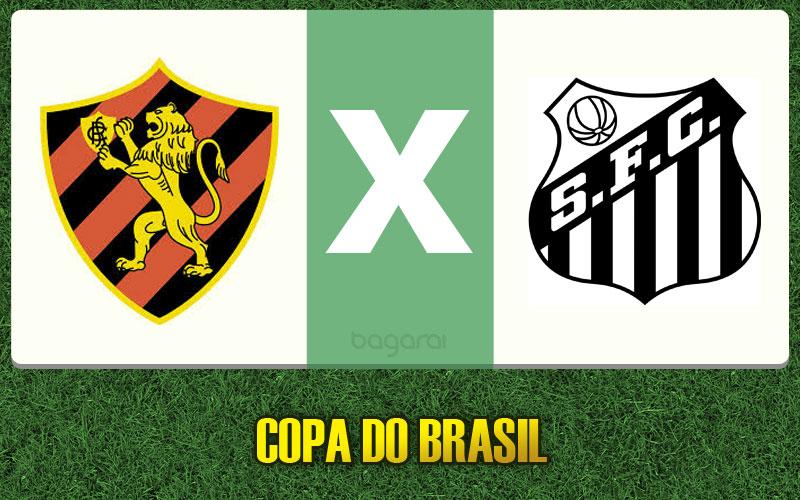 Sport vence Santos FC por 2 a 1 pela Copa do Brasil 2015, resultado da pa