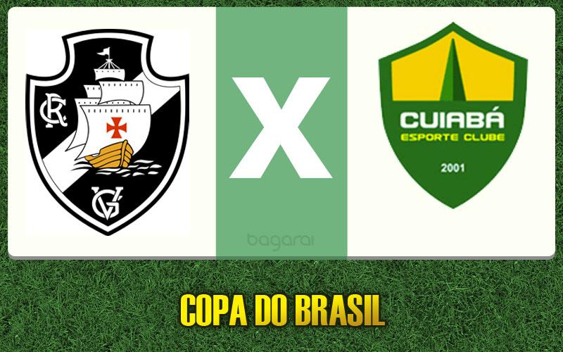 Sem gols, resultado de Vasco e Cuiabá pela Copa do Brasil 2015 fica no 0 a 0