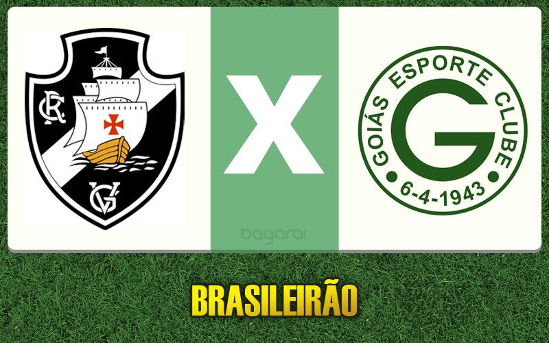 Resultado do jogo: Vasco e Goiás empatam pelo Campeonato Brasileiro 2015
