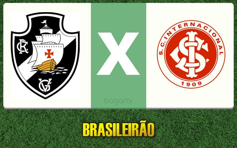Resultado do jogo: Vasco e Internacional empatam em 1 a 1 pelo Brasileirão 2015