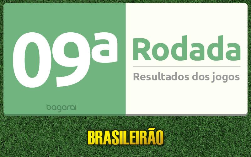 Sport segue líder da tabela do Brasileirão 2015; Resultados dos jogos da 9º rodada