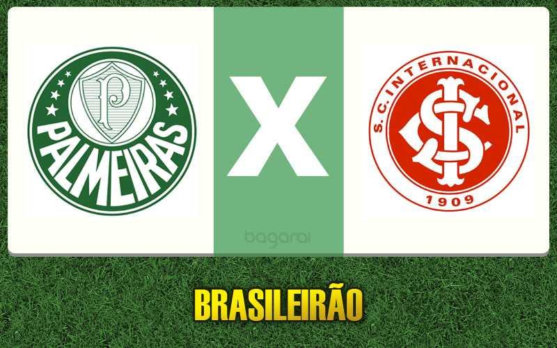 Resultado do jogo entre Palmeiras e Internacional fica no 1 a 1 pelo Brasileirão 2015