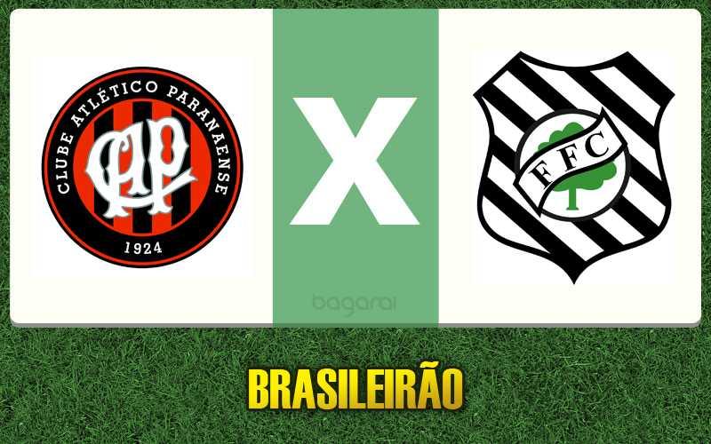Campeonato Brasileiro 2015: Atlético Paranaense vence Figueirense por 1 a 0