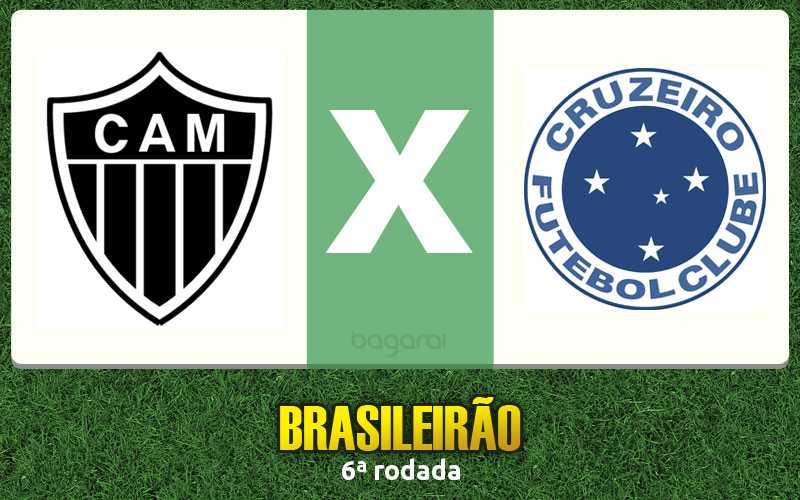 Cruzeiro vence Atlético Mineiro pelo Campeonato Brasileiro 2015