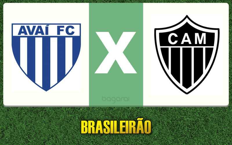 Campeonato Brasileiro 2015: Atlético Mineiro goleira Avaí por 4 a 1