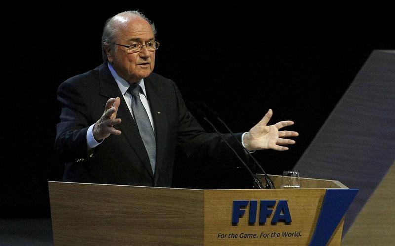 Fifa 2015: Joseph Blatter renuncia à presidência