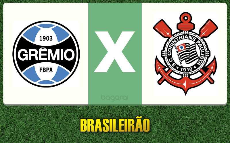 Grêmio mete 3 a 1 no Corinthians pelo Brasileirão 2015, Resultado do jogo de hoje