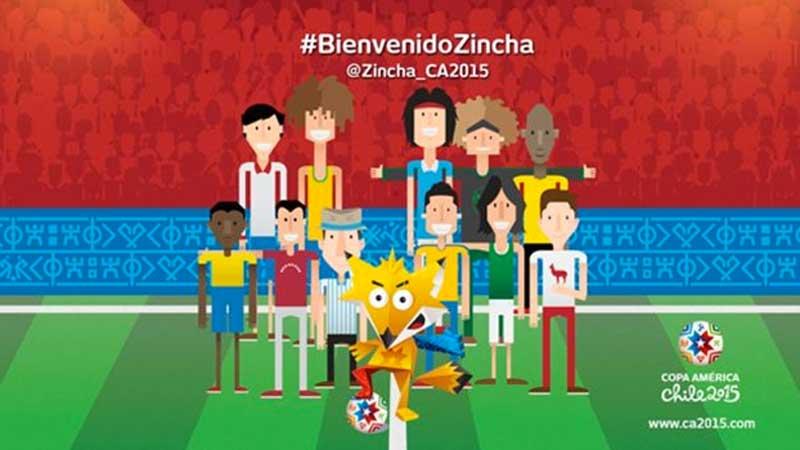 5 motivos que vão fazer a Copa América 2015 incrível
