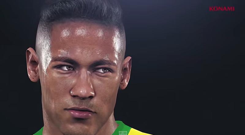 PES 2016 terá Neymar em destaque