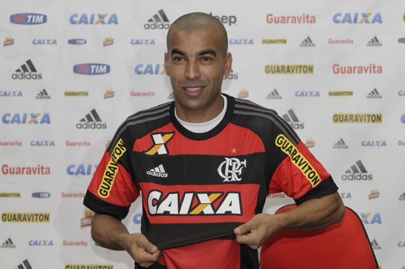 Emerson Sheik é nova promessa no Flamengo
