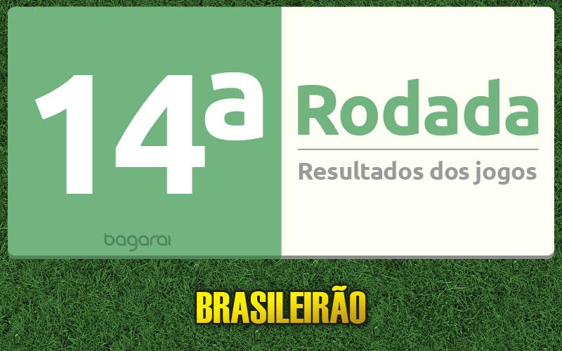 Tabela do Brasileirão 2015: Confira os resultados do Campeonato Brasileiro na 14ª rodada