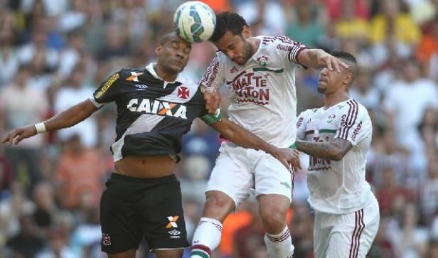 Fluminense continua na briga pelo Brasileirão 2015