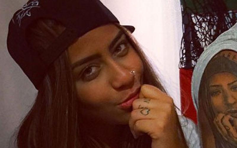 Você já viu a nova tatuagem da Irmã do Neymar?