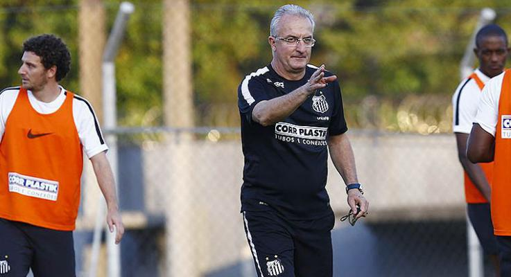 Dorival Júnior acredita no Santos FC