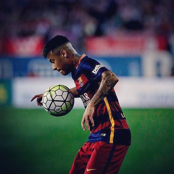 Neymar é importante para o Barcelona no Campeonato Espanhol