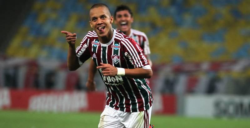 Eduardo diz que vitória em cima do SPFC teve a cara do Fluminense