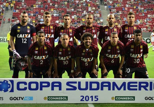 Atlético Paranaense encara o Sportivo Luqueño pela Copa Sul-America 2015