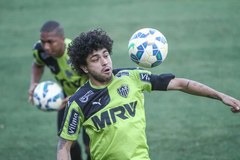 Galo Mineiro se prepara para encarar o Inter pelo Brasileirão 2015