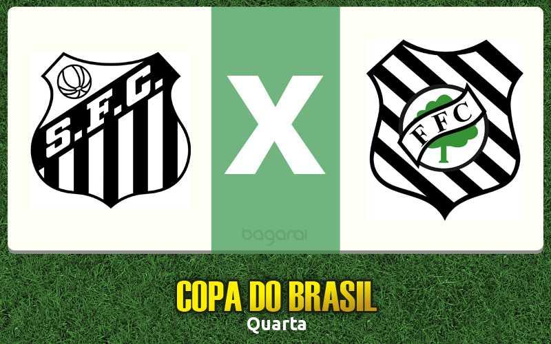 Copa do Brasil 2015: Santos FC vence Figueirense e segue no campeonato