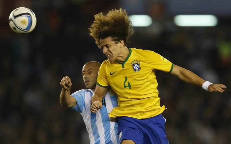 Resultado do jogo: Brasil 1 x 1 Argentina pelas Eliminatórias